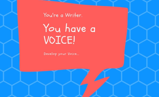 How to Develop Your Writing Voice?