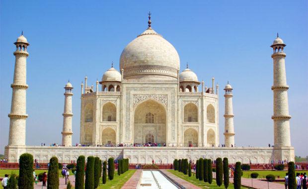 Iconic Taj Mahal