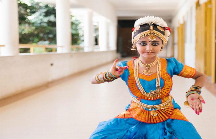 bharatanatyam dance of Tamil Nadu