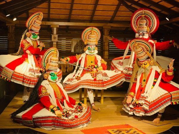 Kathakali Dance of Kerala