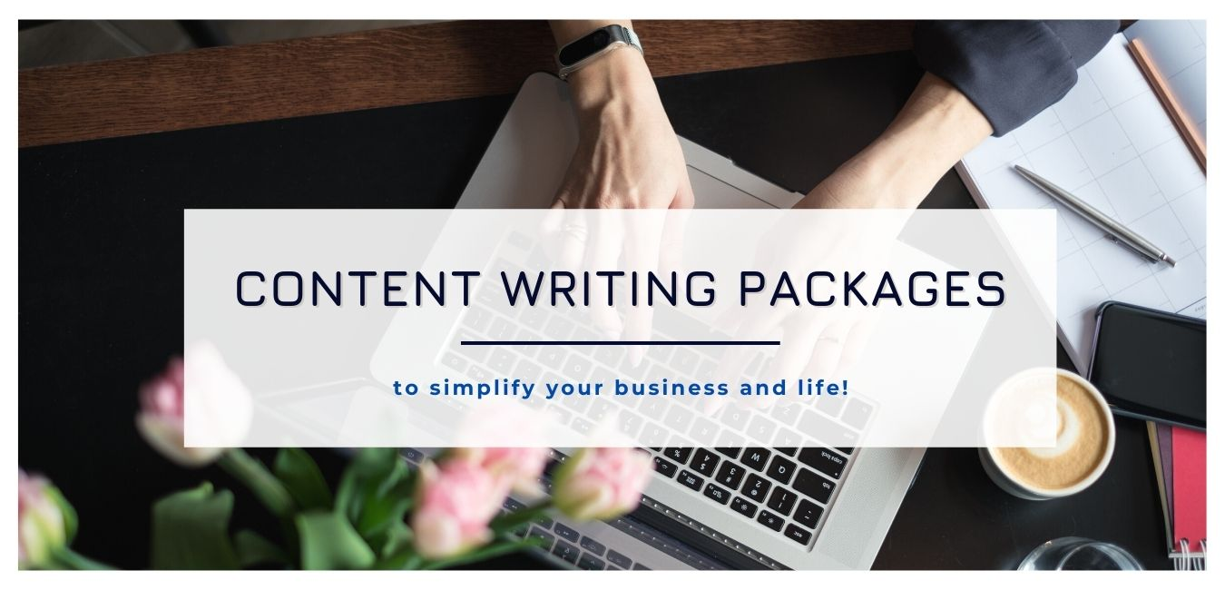 Content Writer India's Writing Packages 2021